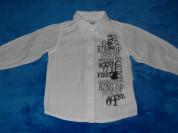 Рубашка с длинным рукавом Kimbaloo, 24 мес.