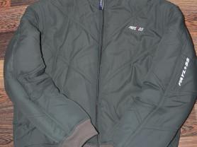 Куртка на синтепоне в стиле пилот