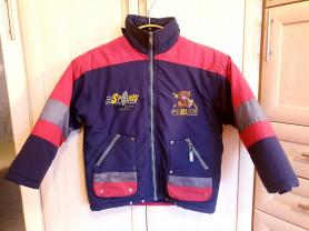 Куртка на раннюю весну для мальчика 128 см