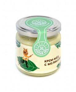 Крем-мед с мелиссой 220 мл