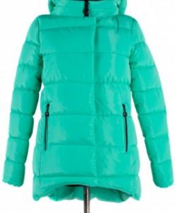 05-1086 Куртка зимняя (Синтепух 300) Плащевка Мята