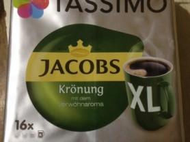 капсулы кофе Tassimo Jacobs Krönung XL