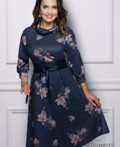 Платье Джина (романтик, с поясом)