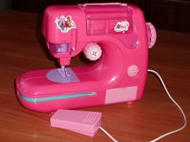 Игровая швейная машина Winx 24х9х18 см