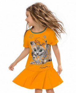 платье для девочек (р.1-5)