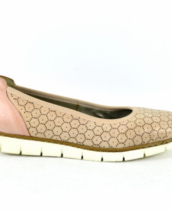 Туфли женские (100% Кожа) Бренд: Rieker