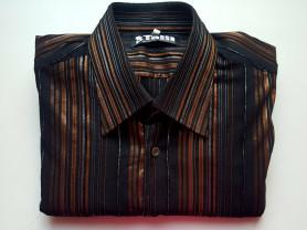 Стильная мужская сорочка размер 48-50