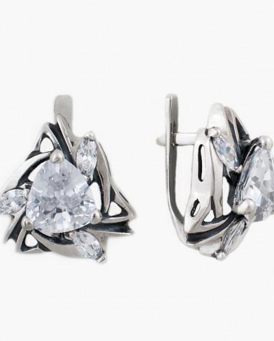 Кольцо из серебра Луиза Юмила