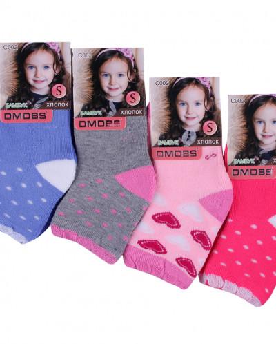 Носки детские для девочек (DMD) 002