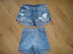 Шорты джинсовые H&M, р. 36 (eur) по 600