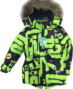Куртка парка д/м Raskid Зимняя арт. R- 16 (128-152, желаемую
