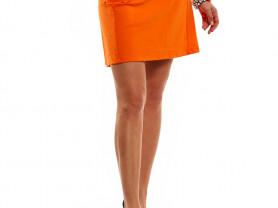 Юбка Vero Moda оранжевого цвета р 40 на наш 48