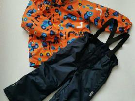 Демисезонный костюм 98, 104, 110 и 116 (+6 см)