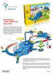Конструктор «ТРЕК ТРЕЙН СЭТ» (52 детали) (Railway Blocks)