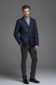 пиджак мужской утепленный PLAXA