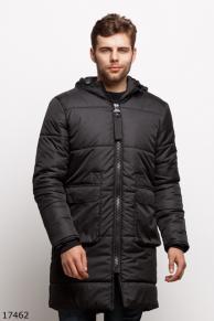 Мужская куртка 17462 черный