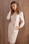 платье Nova Line Артикул: 50019 светлый-беж