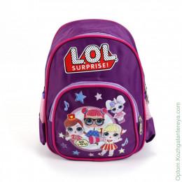 Детский рюкзак Лол 02 Фиолетовый