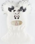 Шапочка-шлем Маленький панда