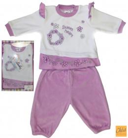 Комплект для девочки (2 предмета)в коробке 0699-20-365