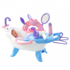 кукла с ванной и аксессуарами WADER