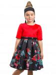 платье для девочек (р. 3-6)