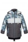 10-0179 Куртка демисезонная для мальчика (синтепон 150) Плащ