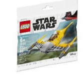 LEGO STAR WARS. Naboo Starfighter (3085)