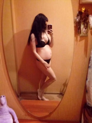 Фото животиков на 18 неделе беременности