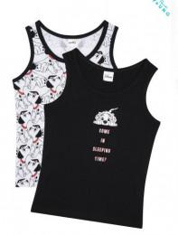 Çok Renkli Erkek Çocuk Disney Dalmatian 2 Li Atlet