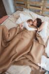 Одеяло валяное из 100 % Верблюжьей шерсти