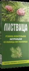 """Жевательная резинка""""Листвица"""" 4 шт по 0,8 гр."""
