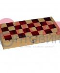 Шахматы лакированные Обиходные 290х145х38