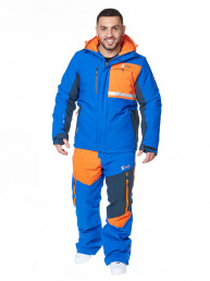 Горнолыжный костюм Snow Headquarter А-8735, Электрик