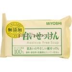 Miyoshi Туалетное мыло на основе натуральных компонентов