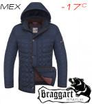 Куртки зимние мужские эксклюзивные Braggart