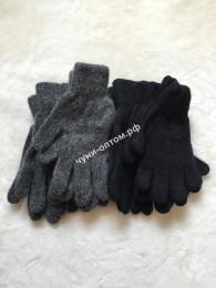 Перчатки мужские из ангоры