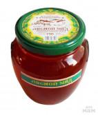Алтайский мёд лесной 750г-252+орг  250г--107+орг