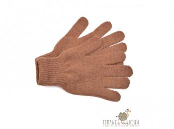 Перчатки детские из верблюжьей шерсти