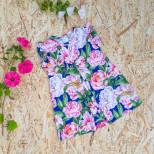 Платье для девочки Peonies