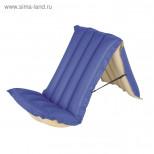 Кресло-матрас для кемпинга надувное 159*53,5*14 см