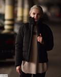 Куртка 7713-AH 0106 черный от ZOHO