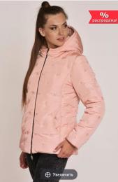 Куртки Модель 41-560 розовый Elga      Производитель: Elga (
