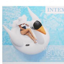 "Игрушка для плавания ""Лебедь"", 194 х 152 х 147 см"