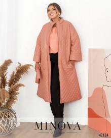 Куртка №18521-1-Пудра