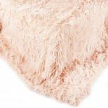 Покрывало-плед шиншилла 220/240 цвет персик
