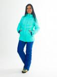 Горнолыжный костюм Snow Headquarter, B-8658, бирюзовый