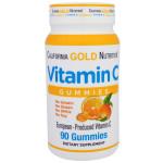 California Gold Nutrition, Жевательные конфеты с витамином C
