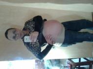 Фото животиков на 28 неделе беременности