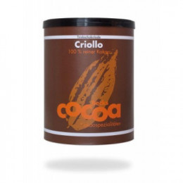 """Горячий шоколад 100% какао """"Криолло"""", 250 гр."""